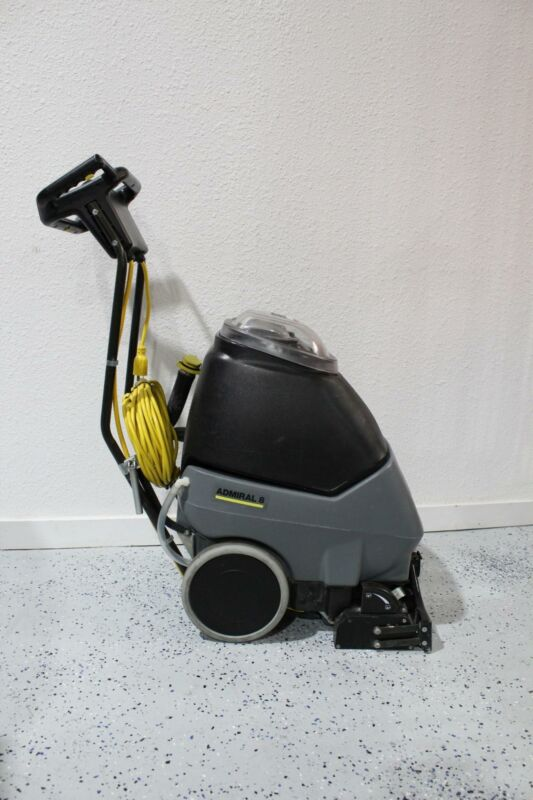 Karcher Windsor Admiral 8 Professional Carpet Cleaner Extractor Nice Condition
