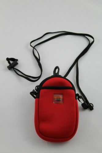 Bag Purse For the Neck ROX Colour Red