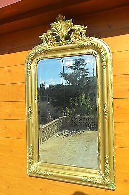 Specchio Luigi Filippo prima metà 800