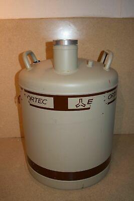 Egg Ortec Liquid Nitrogen Tank Ln2 Dewar - 30 Liter Y2