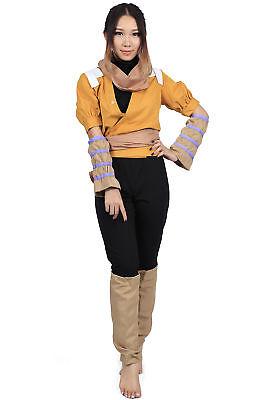 """Yoruichi Shihouin Kostüm (Bleach Cosplay Costume """"Demon cat"""" Shihouin Yoruichi 3rd Ver Outfit Set)"""
