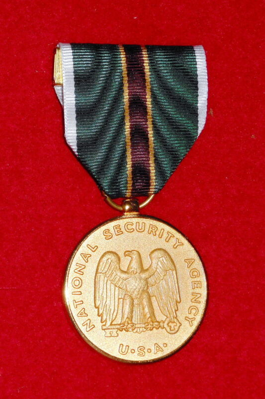 NATIONAL SECURITY AGENCY MEDAL