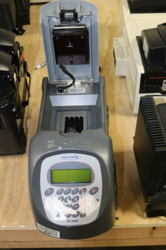 Techne TC-3000 thermo cycler PCR