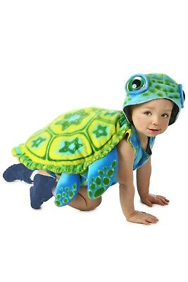 Princess Paradise Sea Turtle Animal Infant Baby Toddler Halloween Costume PP5052