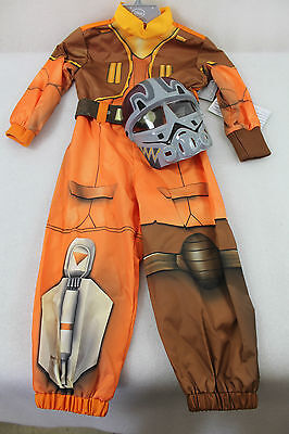 Disney Star Wars Rebels Ezra Bridger Kinder Kostüm NEU - Ezra Bridger Kinder Kostüm
