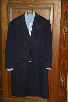 NWT  KITON 100% CASHMERE Overcoat 42R (eu52 R8)