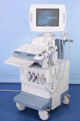 Toshiba Nemio Ssa-550a Ssa-550 Ultrasound System With Probes Warranty