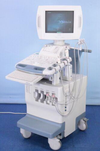 Toshiba Nemio SSA-550A SSA-550 Ultrasound System with Probes & Warranty!