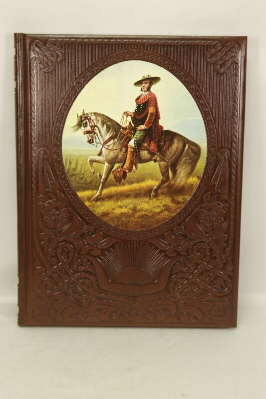 Time-Life The Old West: The Spanish West (1976, Hardcover) Leatherette 1st Print