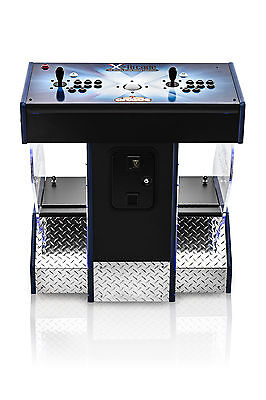 Xgaming's Arcade2TV Showcase.  Pedestal Arcade Machine: 250+ Games