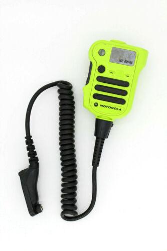 Motorola APX XE RSM speaker Mic microphone NNTN8203 Fire APX6000 7000 APX8000