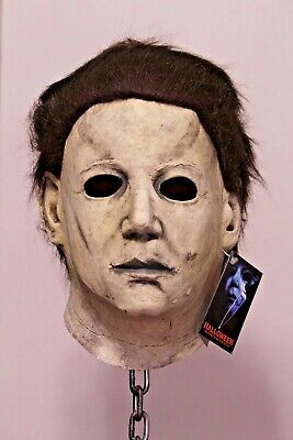 Michael Myers Halloween 6 Mask Curse of Michael Myers Trick or Treat Studios](100 Halloween)