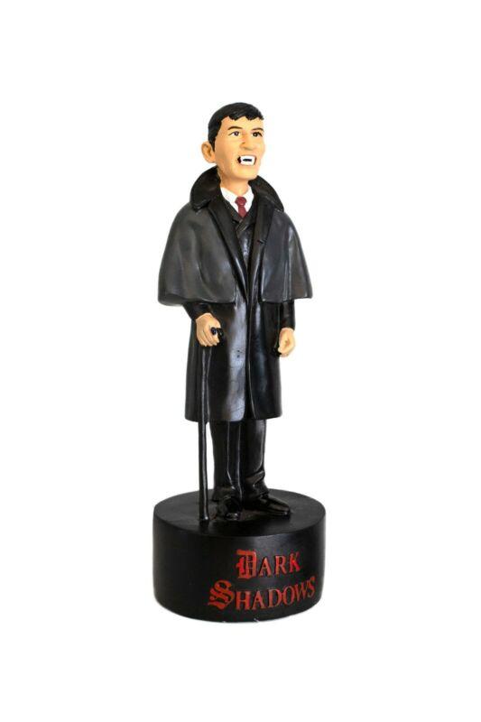 "Dark Shadows 9"" Talking Barnabas Statue - TVMemorabilia - BRAND NEW"