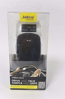 New Jabra Drive Bluetooth Car Kit, Speakerphone Retail Packaging