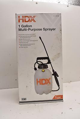 Hdx 1 Gallon Multi-purpose Sprayer 1501hdx Nib