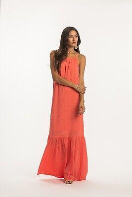 NSR Knit Maxi Dress Halter neck SIZE L 88$