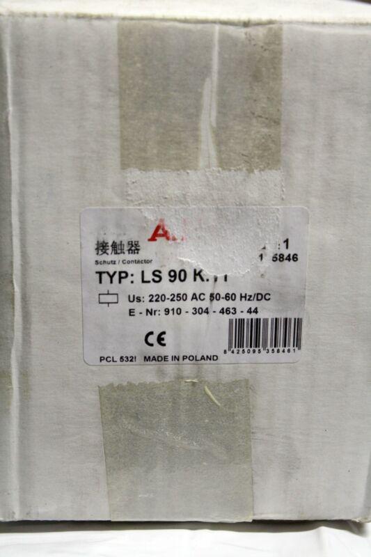 AEG CONTACTOR LS90K.11