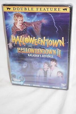 Halloweentown Double Feature DVD Disney SEALED NEW ](Halloweentown Disney Movie)
