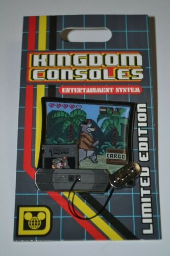 Disney Tale Spin Kingdom Consoles Video Game Pin 136187 Limited Edition 4000