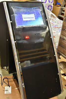 Touch Screen Computer Kiosk With Built-in Windows Computer And Monitor