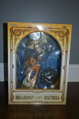 25th Anniversary Belldandy with Holy Bell by Max Factory NIB - US SELLER