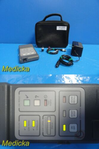 Otodynamics OAE Screener Echocheck Auditory Screener W/ Probe & Case ~ 21675