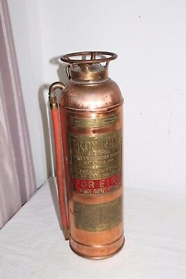 Kontrol Copper Fire Extinguisher  St Louis