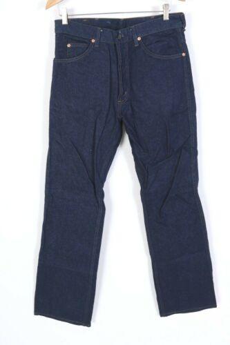 Vintage SEARS ROEBUCKS Straight Leg Denim Jeans USA Mens Size 34x34