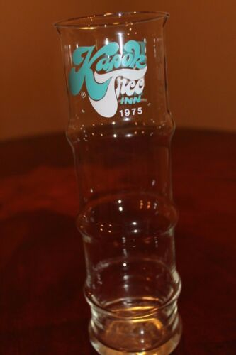 1975 Kapok Tree Inn Peter Pan Inn Urbana Maryland punch tiki glass
