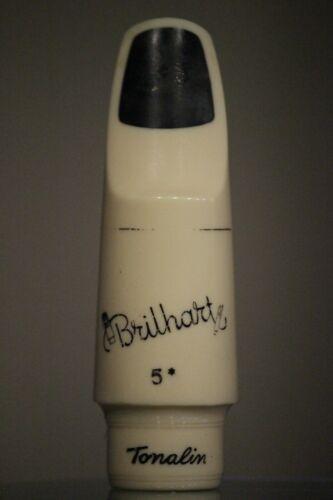 Brilhart Tonalin 5* Great Neck tenor saxophone mouthpiece