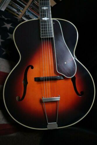 Epiphone Masterbuilt Century deluxe archtop Jazz Guitar