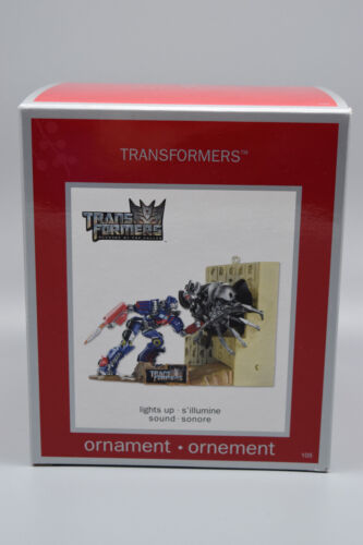 """American Greetings Heirloom """"Transformers"""" Ornament, #105 New Old Stock"""
