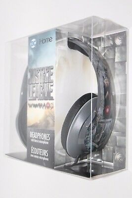 Ihome Ekids Dc Comics Justice League Over The Ear Headphones W  Microphone New