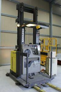 Raymond Electric Order Picker Mowbray Launceston Area Preview