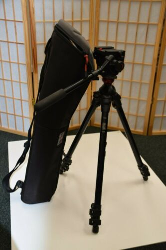 Manfrotto 503 Tripod System with bag
