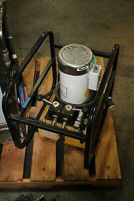 Amkus Rescue System Ef2s-xl 220230v 1ph Hydraulic Pump Unit
