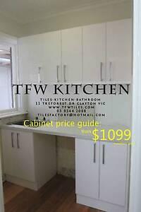 Laundry Cabinets+Polyurethane Gloss White Door+Kickboard $1126 Clayton Monash Area Preview