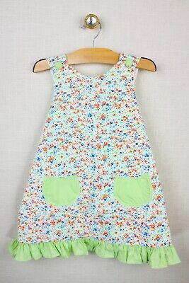NEW Remember Nguyen Floral Vented Dress 2 2T *READ* RN1369