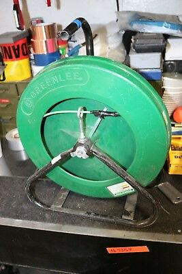 Greenlee 542-200 Fiber Glass Fish Tape In Reel Stand  316