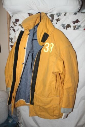 Fire Fighting Jacket sizing only