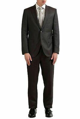 Linen Silk 2 Button Suit (Hugo Boss