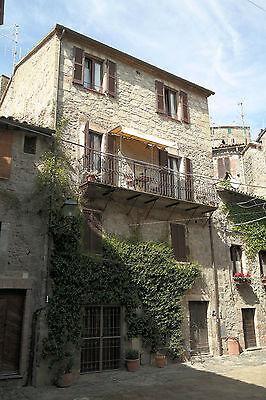 Italien – Bolsena See - Ferienhaus / Stadthaus in der historischen Altstadt