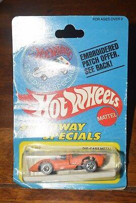 HOTWHEELS 1977 porche p-917