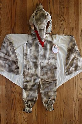 NWT TODDLER BOY GIRL 3T 3 POTTERY BARN KIDS PTERODACTYL DINOSAUR COSTUME