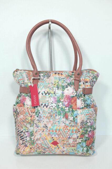 New Oilily Handbag Shoulder Bag Per Carryall 75 10 16