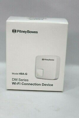 Pitney Bowes 49a-g Wi-fi Connection Device Dm Series Nib Wireless Postage