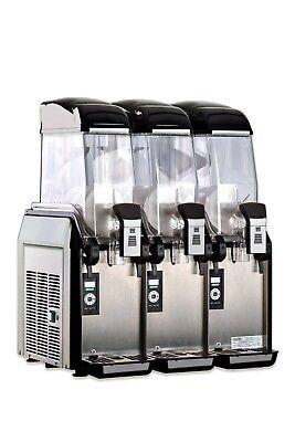 Elmeco Fcm-3 Millennium Frozen Beverage Granita Slush Machine