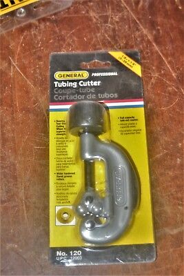General Tubing Cutter No. 120
