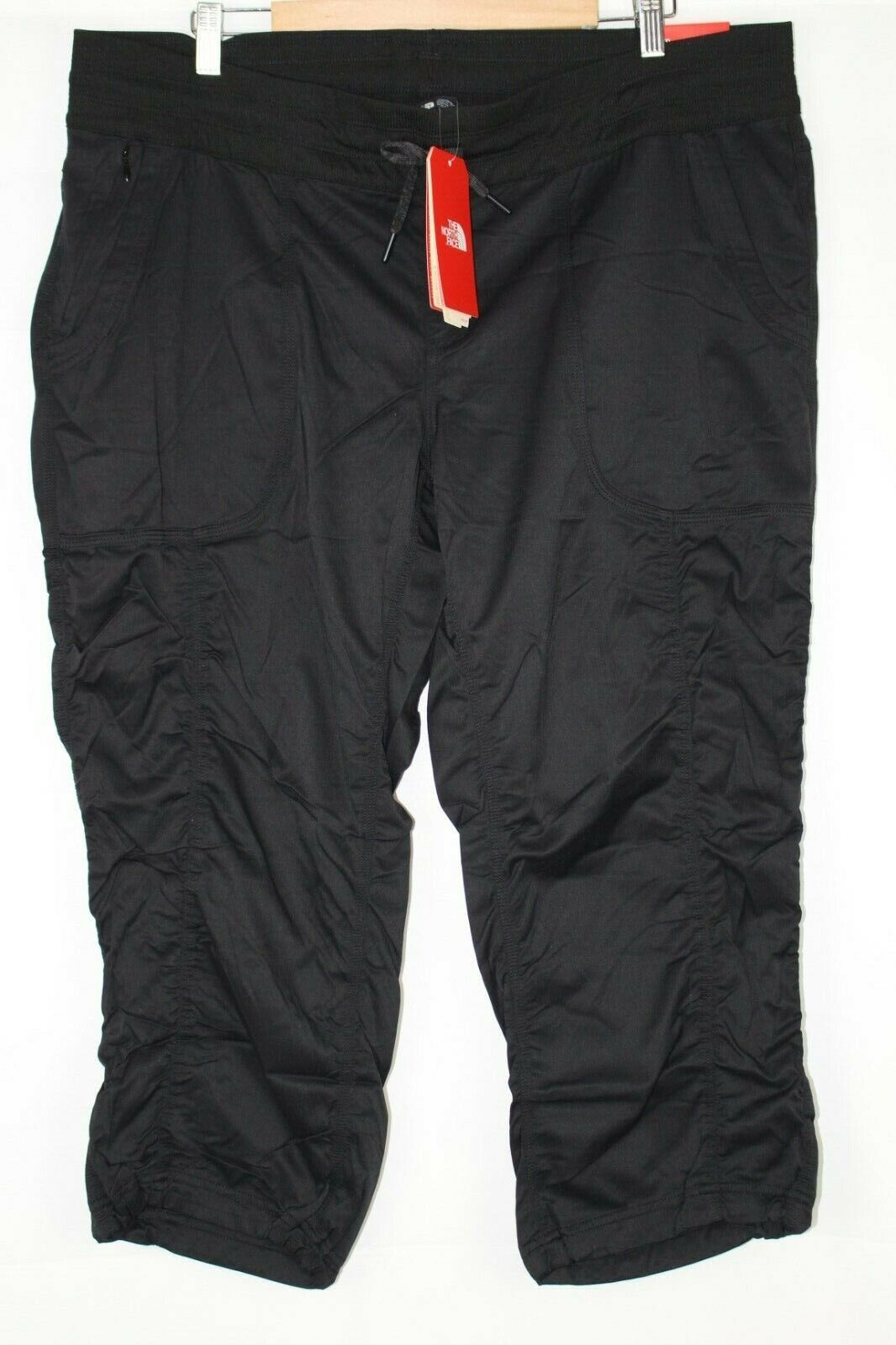 The North Face Womens Black 2XL Aphrodite 2.0 Wicking Capri