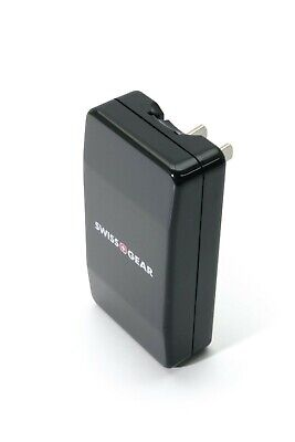 Swiss Gear Dual Port USB Charger - iPhone/Samsung/Android - Power Box Only #6183 for sale  Shipping to India